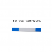 Cabo Flat Power Reset Ps2 7000x Playstation 2