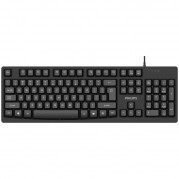 Teclado Philips K214 Com Fio Usb Plug And Play Silencioso