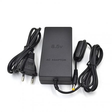 Fonte Cabo Adaptador Ps2 Playstation 2 Slim