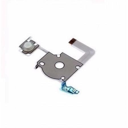 Flat Botão Psp 3001 E 3010 C/ Led Lado Esquerdo - 100% Novo