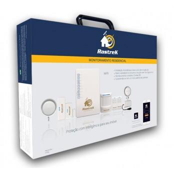 Central de Monitoramento Alarme Residencial  3G