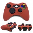 Capa Case De Silicone Protetora Controle Xbox 360 Colorida