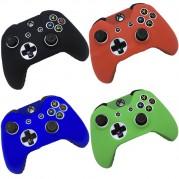 Capa Case Protetora De Silicone Controle Xbox One Colorida