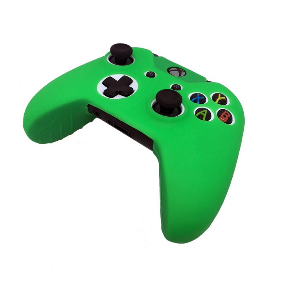 6bffbc8cd71c9 Capa Case Protetora De Silicone Controle Xbox One Colorida