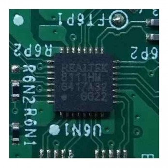 Ci Smd Rede Xbox One S Chip Realtek Rtl 8111h Rtl8111hm